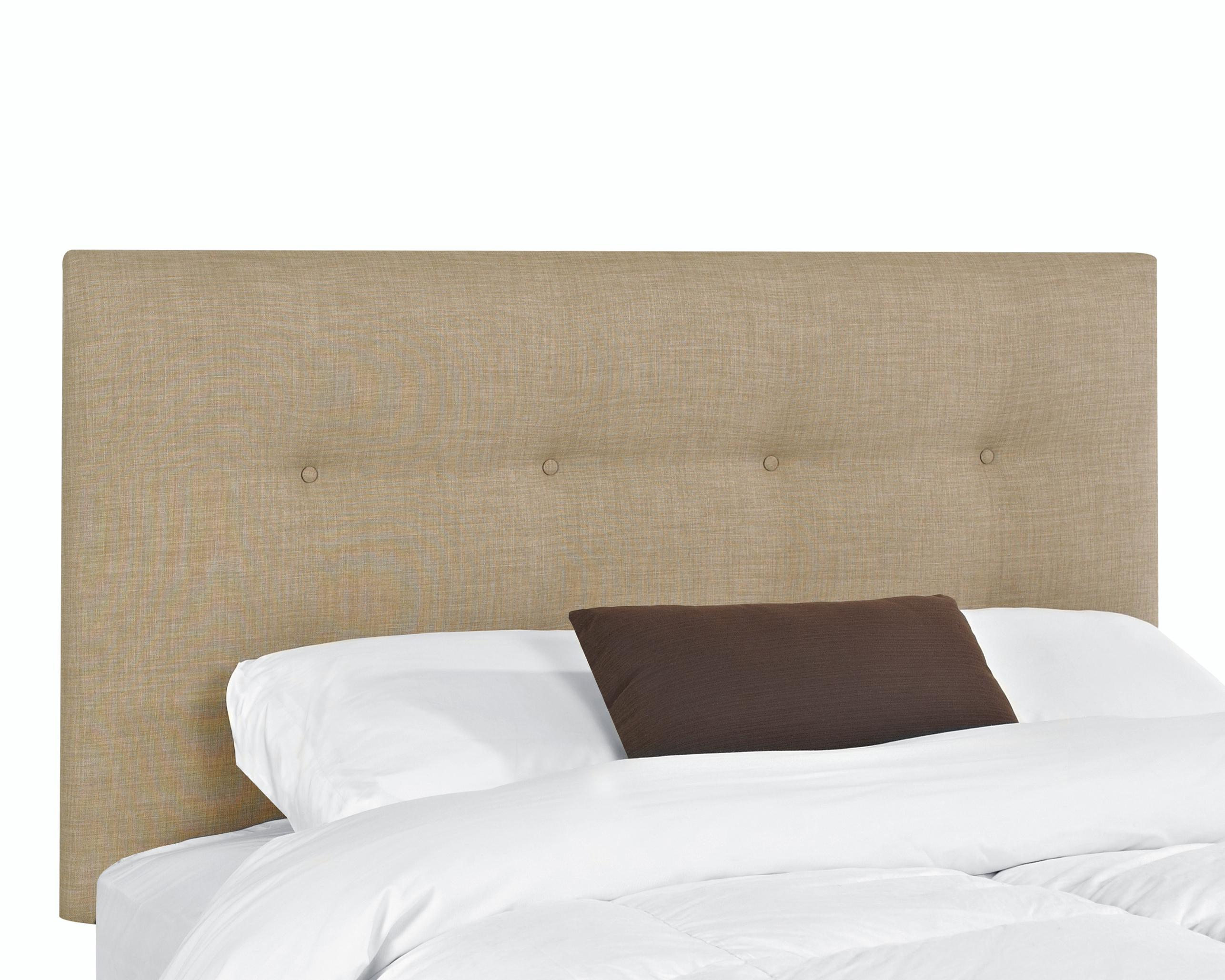 Duncan Twin Upholstered Headboard with Tufting