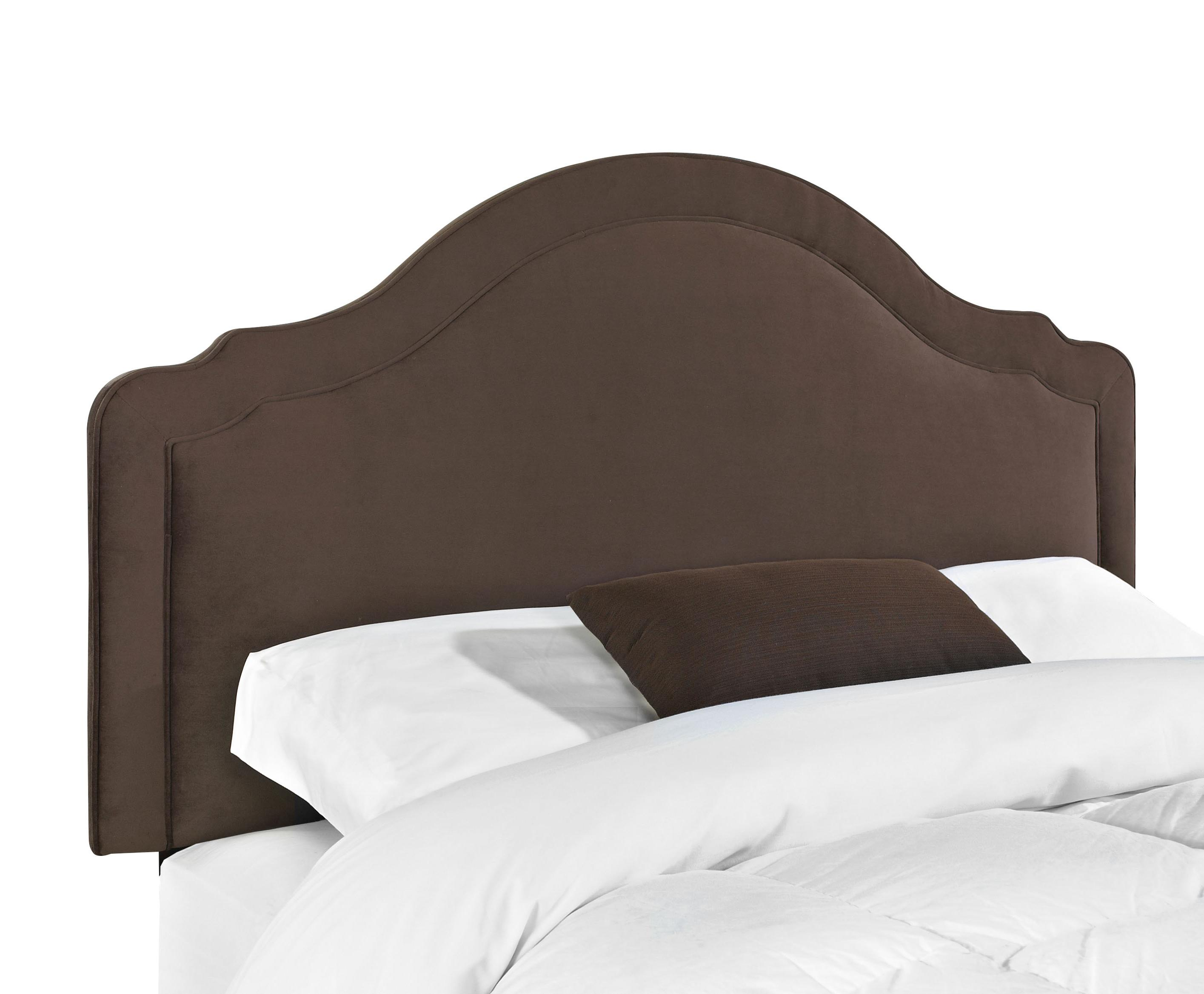 Rabin King Headboard with Arched Top