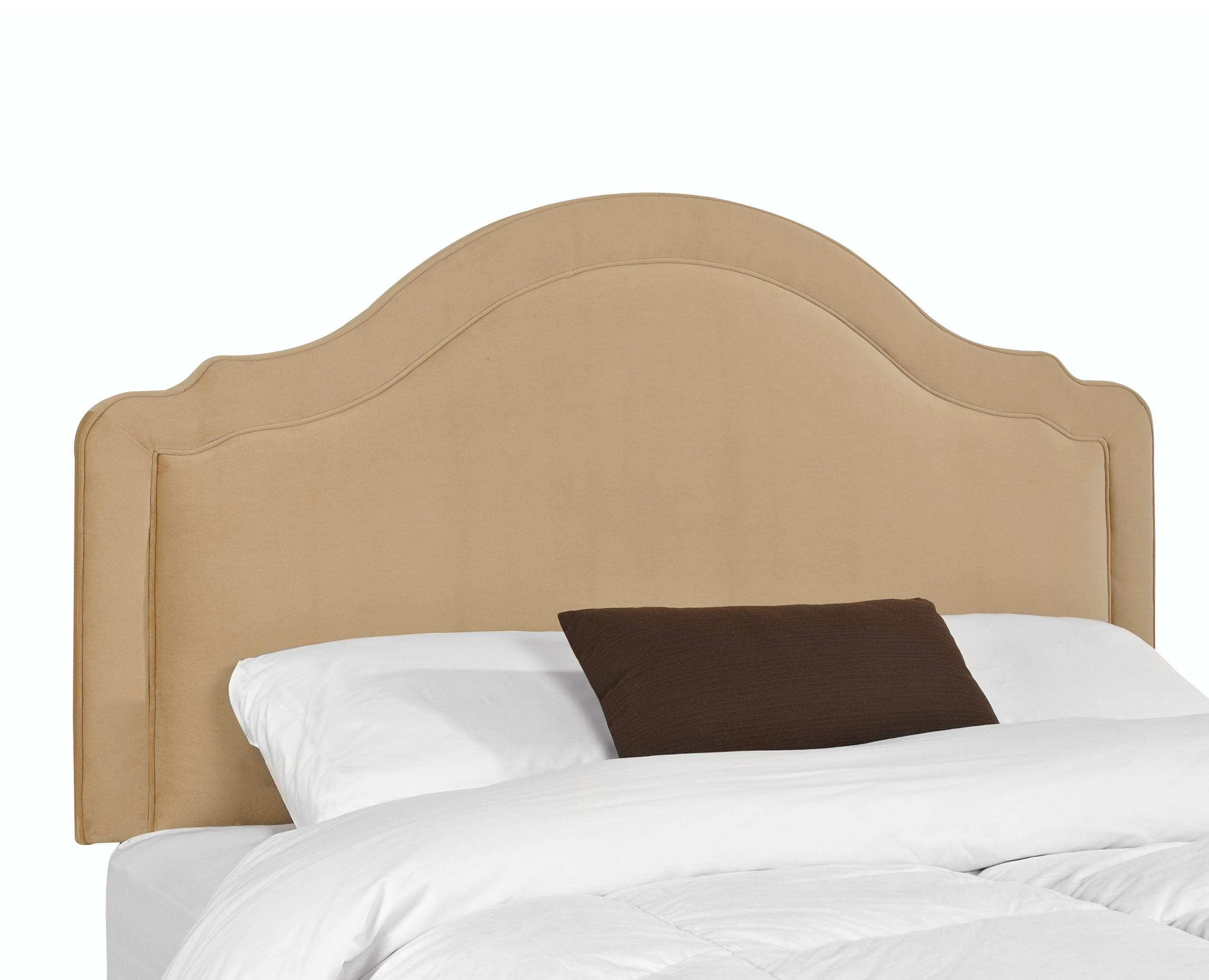 Rabin Queen Headboard With Arched Top By Klaussner