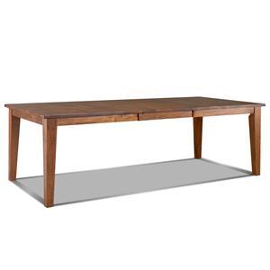 Klaussner International Urban Craftsmen Solid Wood Dining Table