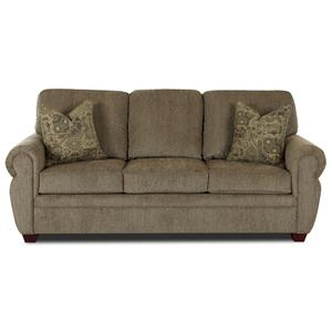 Klaussner Westbrook Stationary Sofa