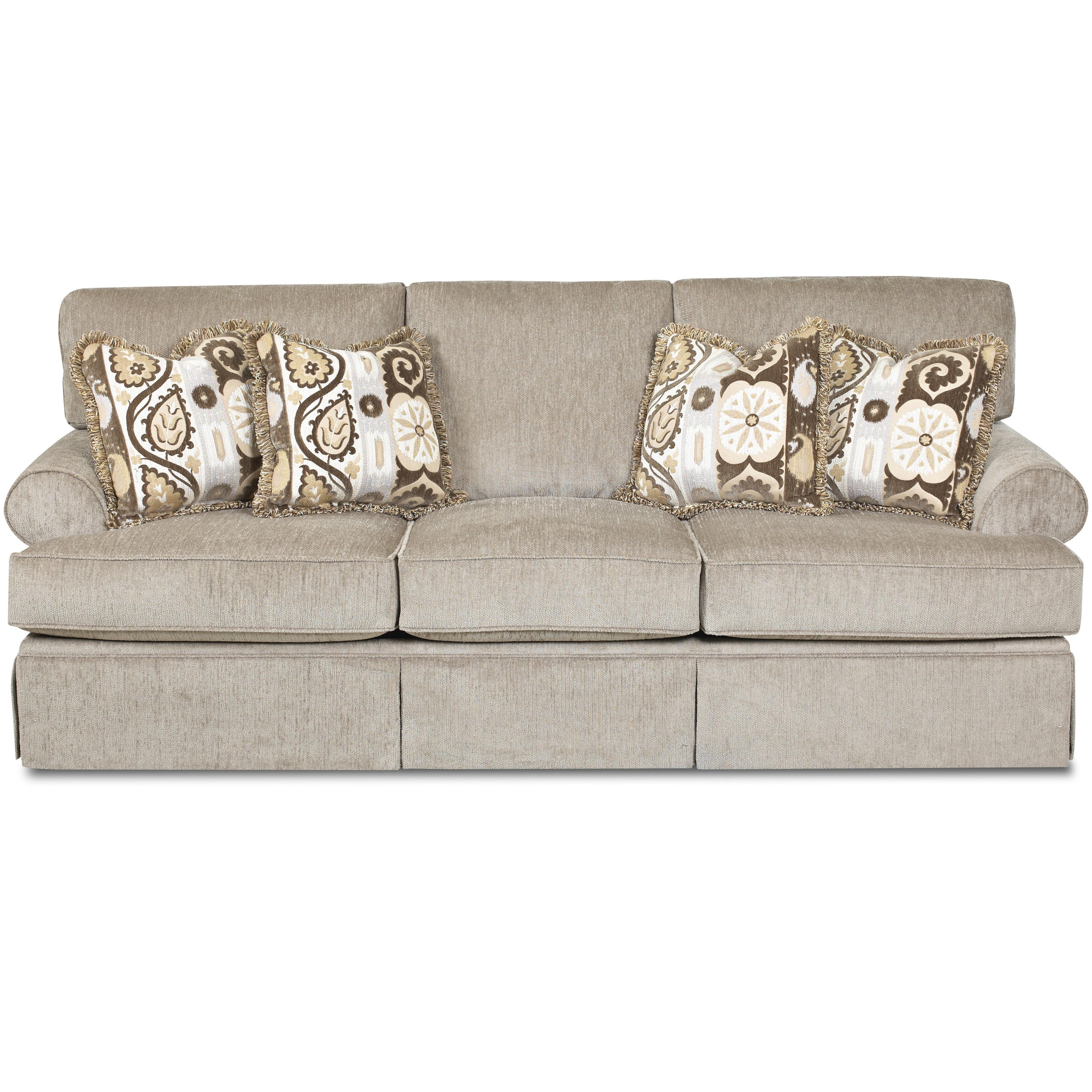 Casual Air Coil Queen Mattress Sofa Sleeper