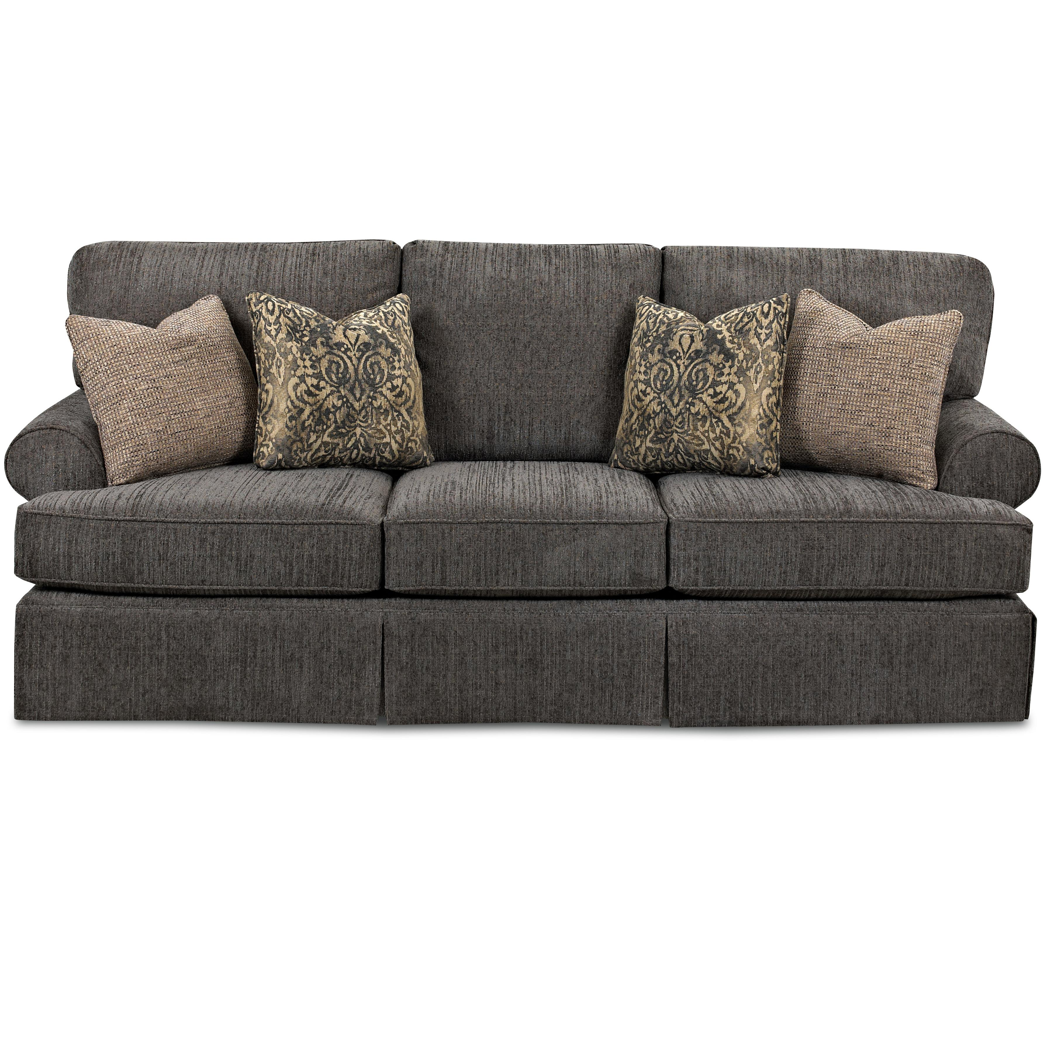 Casual Enso Memory Foam Queen Sofa Sleeper By Klaussner Wolf And Gardiner Wolf Furniture