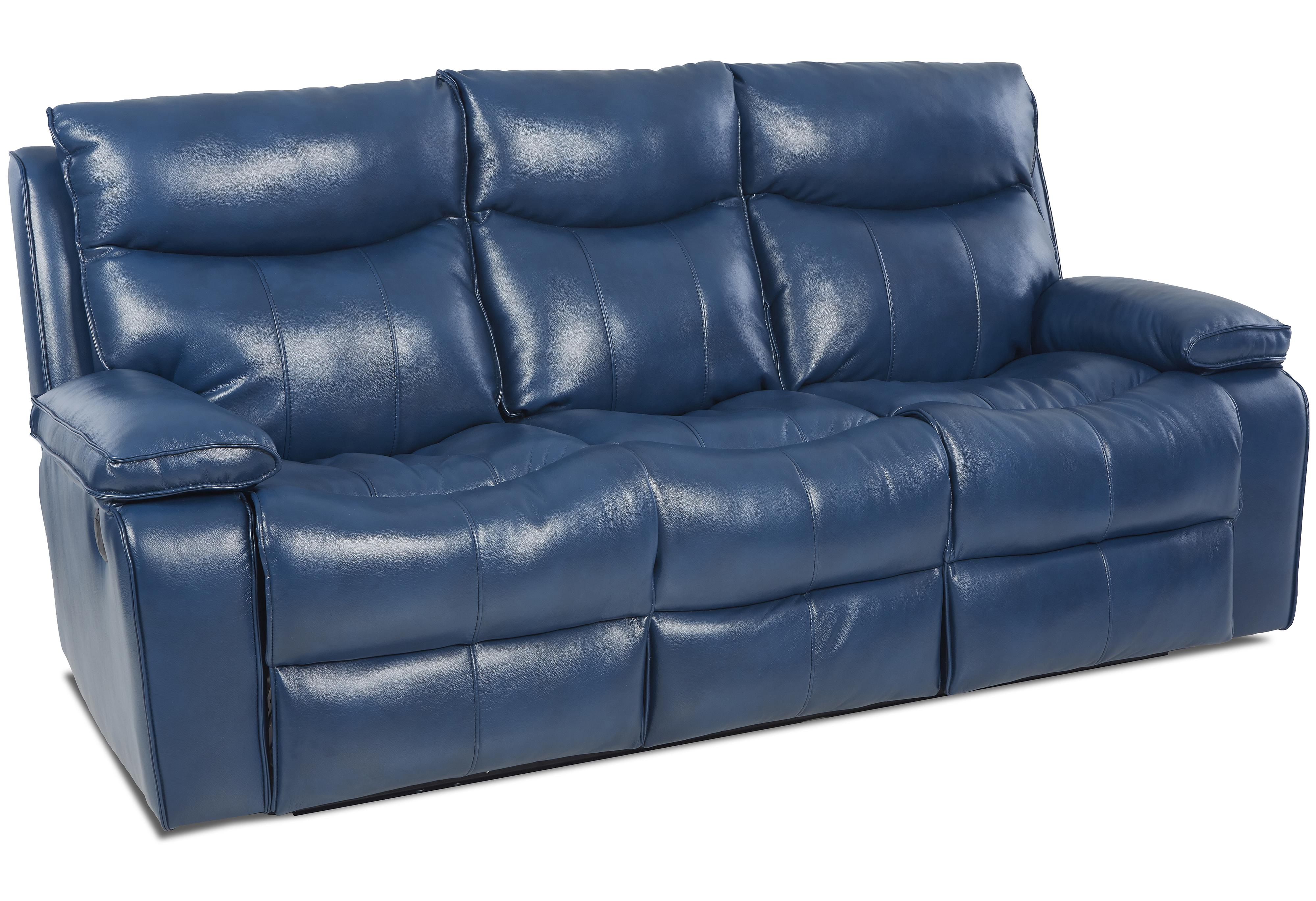 Klaussner Reclining Sofa And Loveseat Refil Sofa
