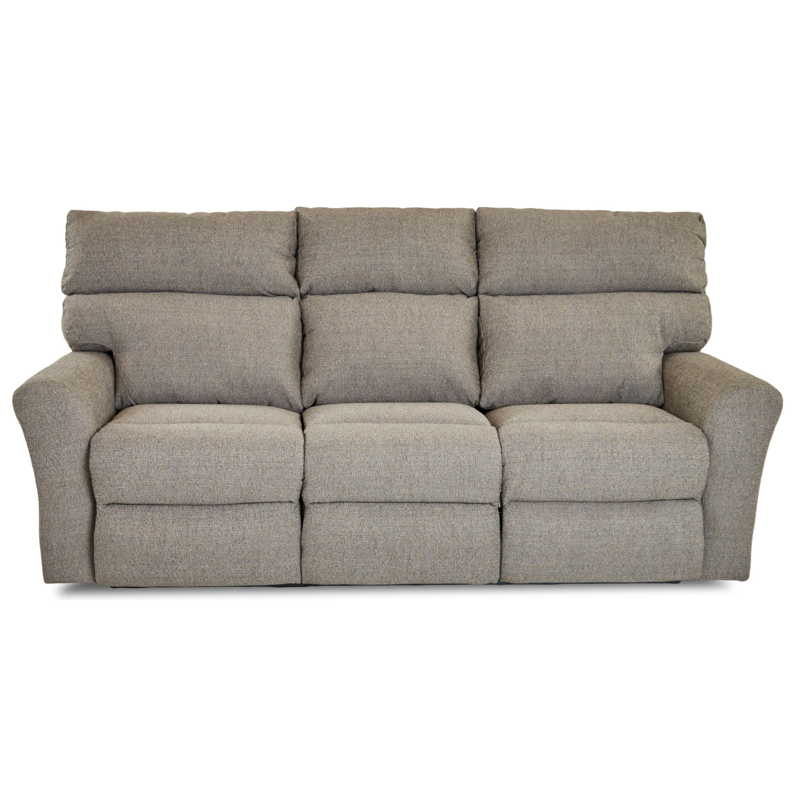 Casual Power Reclining Sofa (2 Recliners)