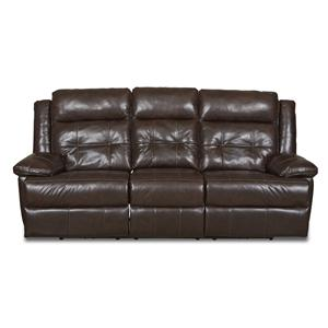 Klaussner Zeus Transitional Reclining Sofa