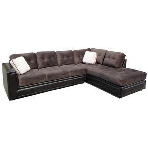 Klaussner International Norwich Norwich Sectional