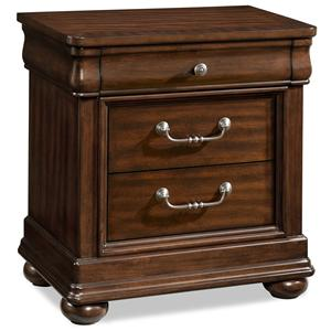 Klaussner International Parkview Nightstand