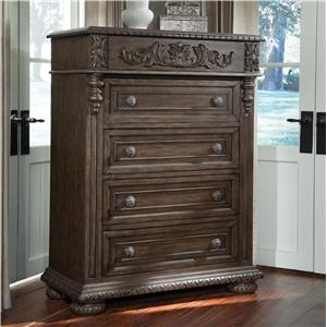 Klaussner International Versailles Drawer Chest