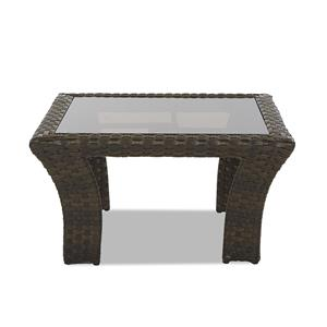 Klaussner Outdoor Cassley Square Cocktail Table