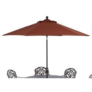 Klaussner Outdoor Riviera 9' Umbrella