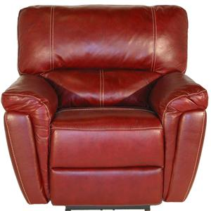 BFW Lifestyle 1738 Casual Glider Recliner
