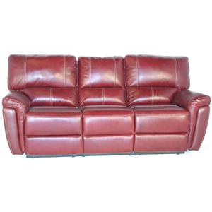 BFW Lifestyle 1738 Casual Power Reclining Sofa
