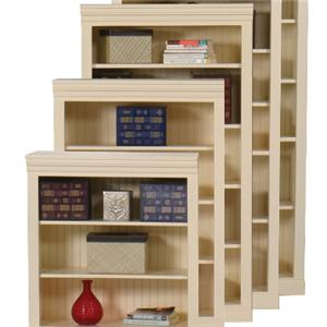 "Kurio King Junior Bookcases 60"" Bookcase"