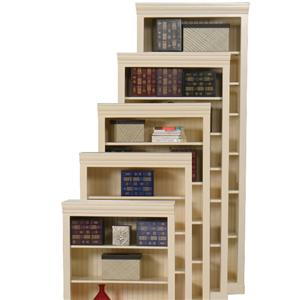 "Kurio King Junior Bookcases 84""Bookcase"