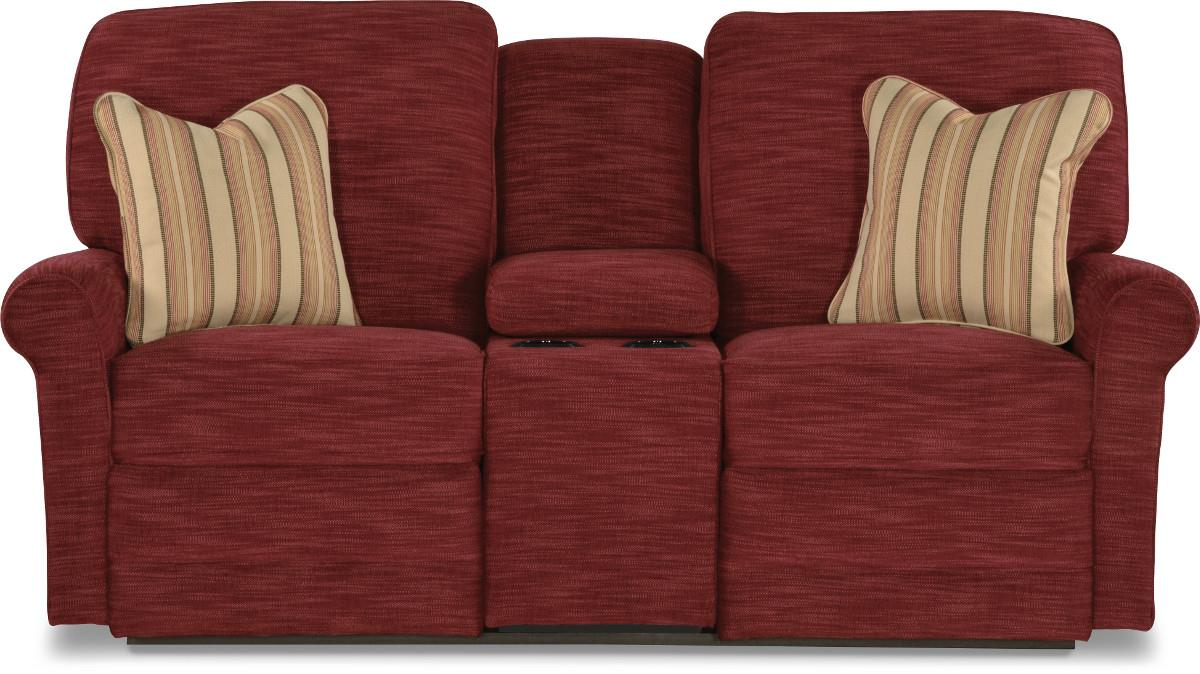 Transitional Power Reclining Loveseat with Cupholder and Storage Console & Transitional Power Reclining Loveseat with Cupholder and Storage ... islam-shia.org