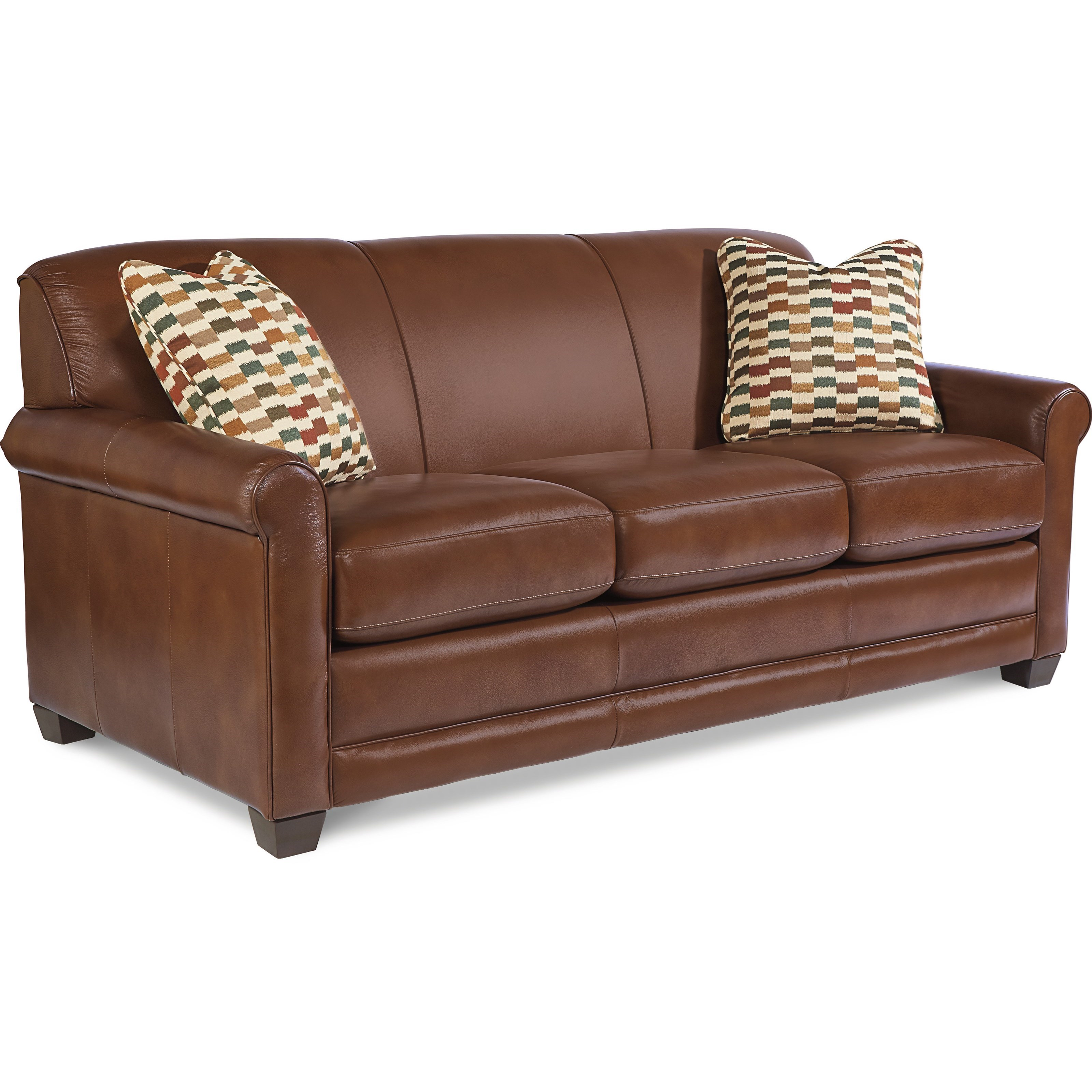Casual Sleeper Sofa With Premier Comfortcore Seat Cushions