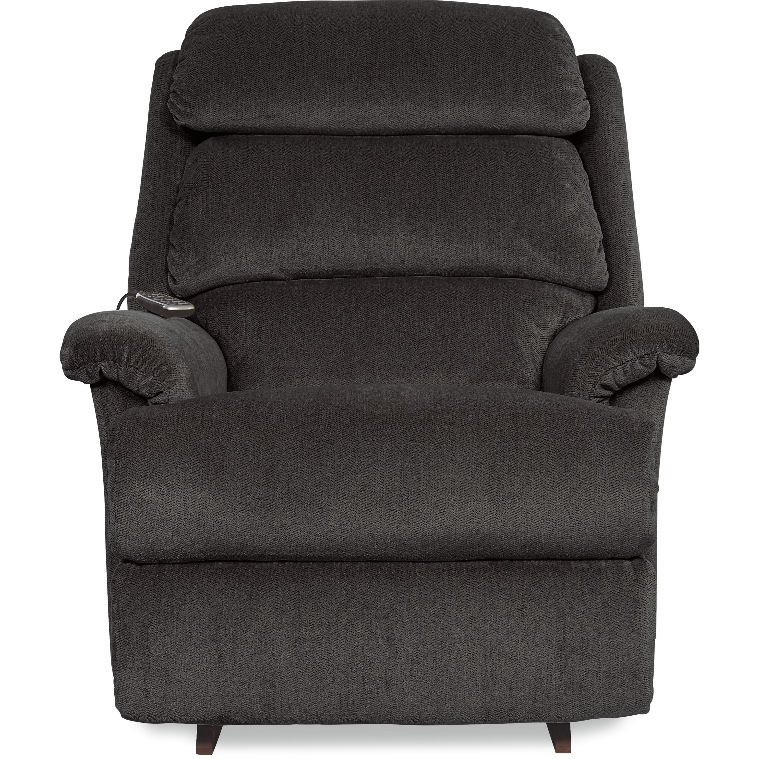 Power-Recline-XRw™+ RECLINA-WAY® Recliner with Channel-Tufted Back