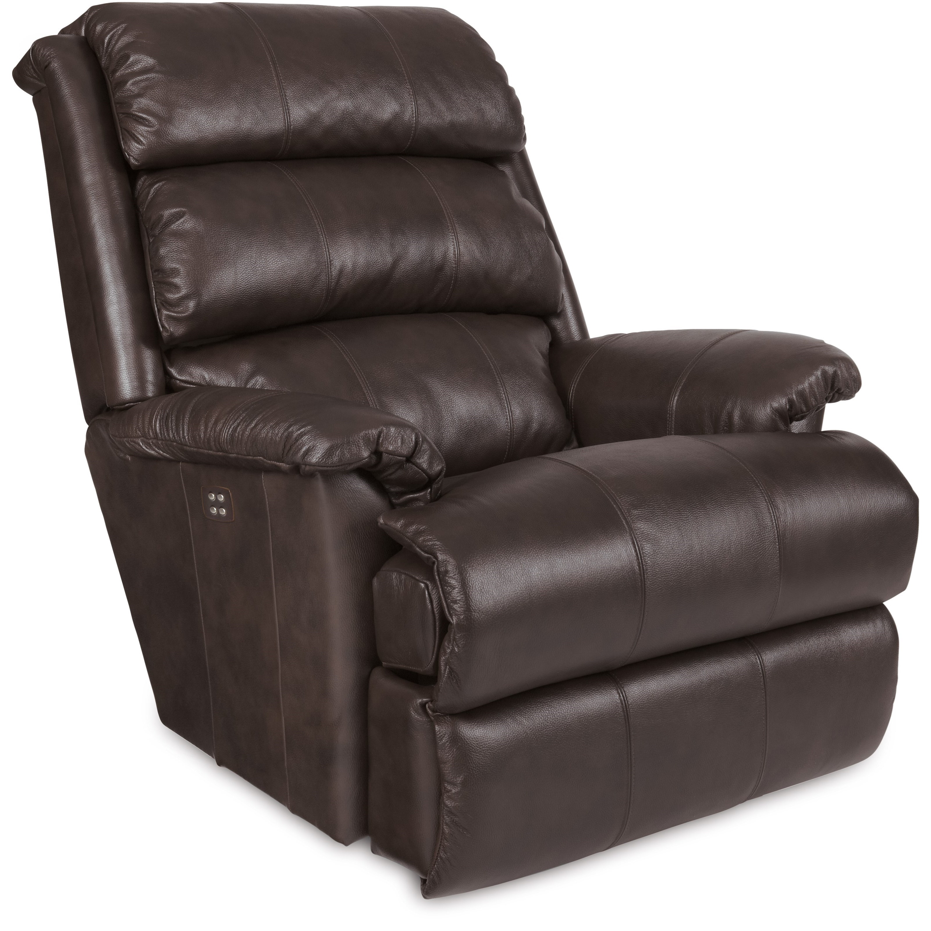 Power-Recline-XRw™RECLINA-WAY®Recliner with Channel-Tufted Back