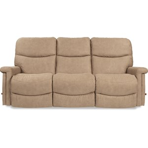 Casual Wall Saver Reclining Sofa  sc 1 st  Wolf Furniture & Casual Wall Saver Reclining Sofa by La-Z-Boy | Wolf and Gardiner ... islam-shia.org