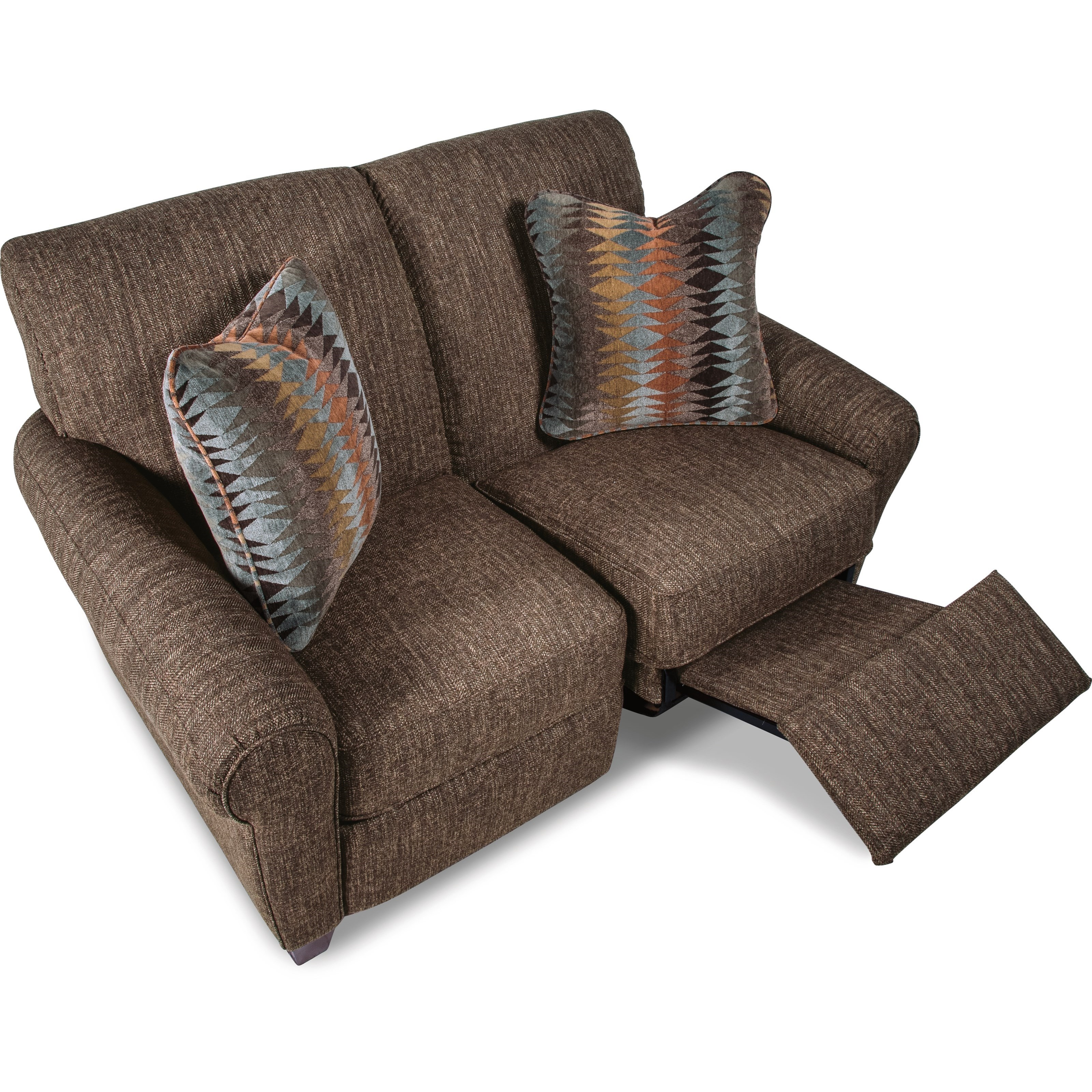 Duo Power Reclining Loveseat With Usb Charging Ports By