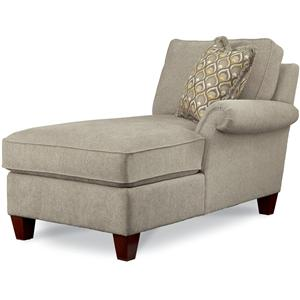 La-Z-Boy Bree  Right Arm Sitting Chaise Lounger