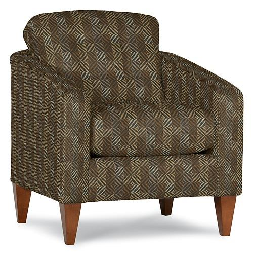 Jazz Accent Chair with Button-Tufting