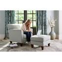 La-Z-Boy Chairs Allegra Chair & Ottoman Set