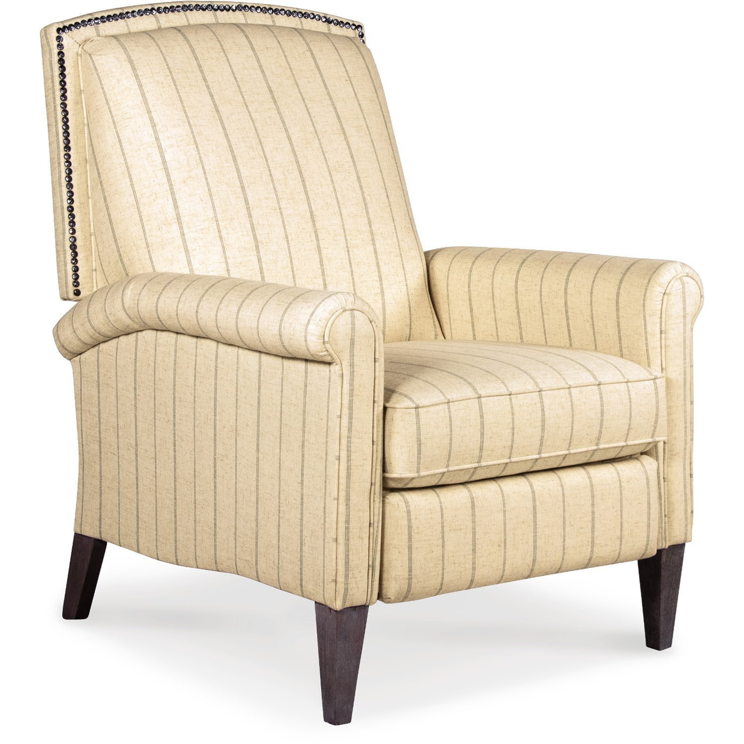 Contemporary High Leg Recliner