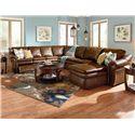 5 Piece Power Reclining Sectional Sofa