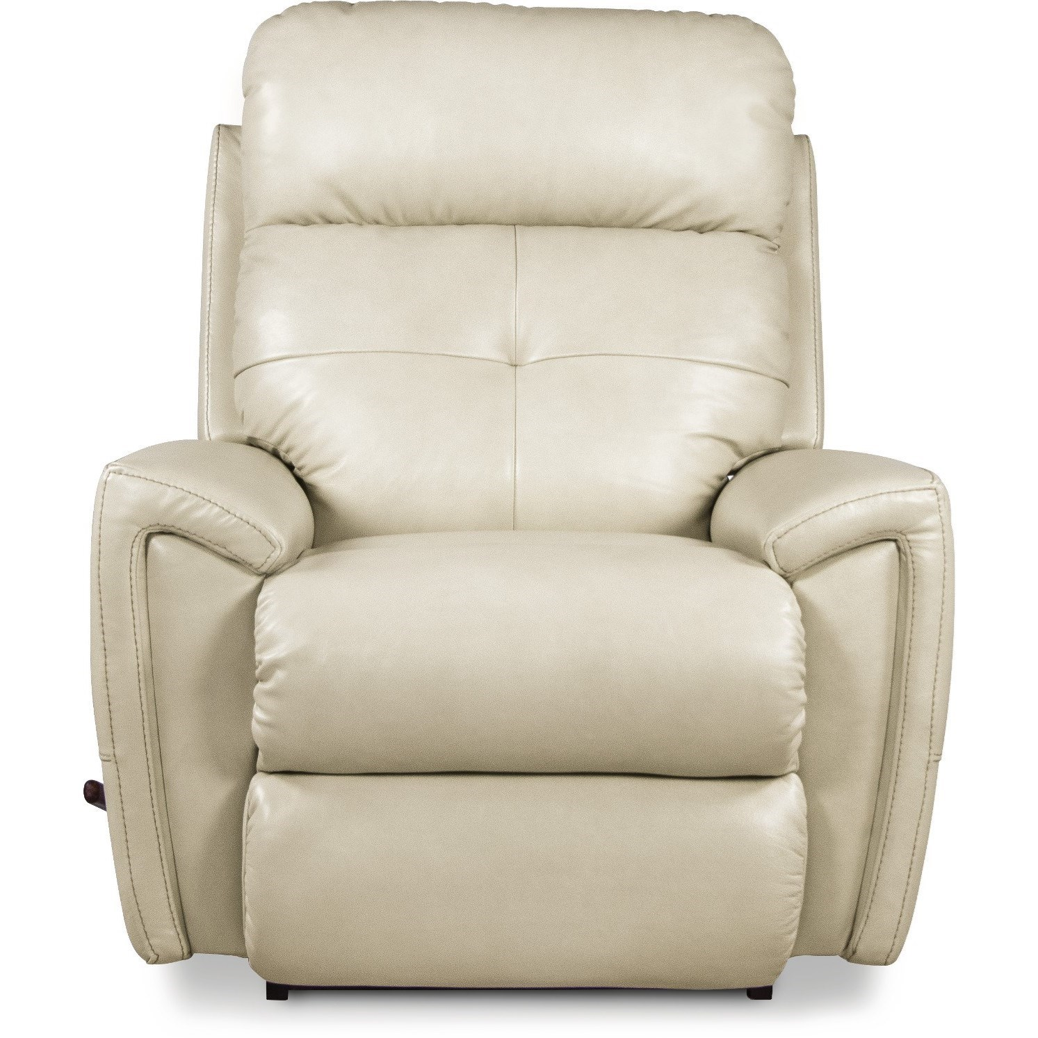 Contemporary PowerReclineXR Rocker Recliner with USB Charging Port