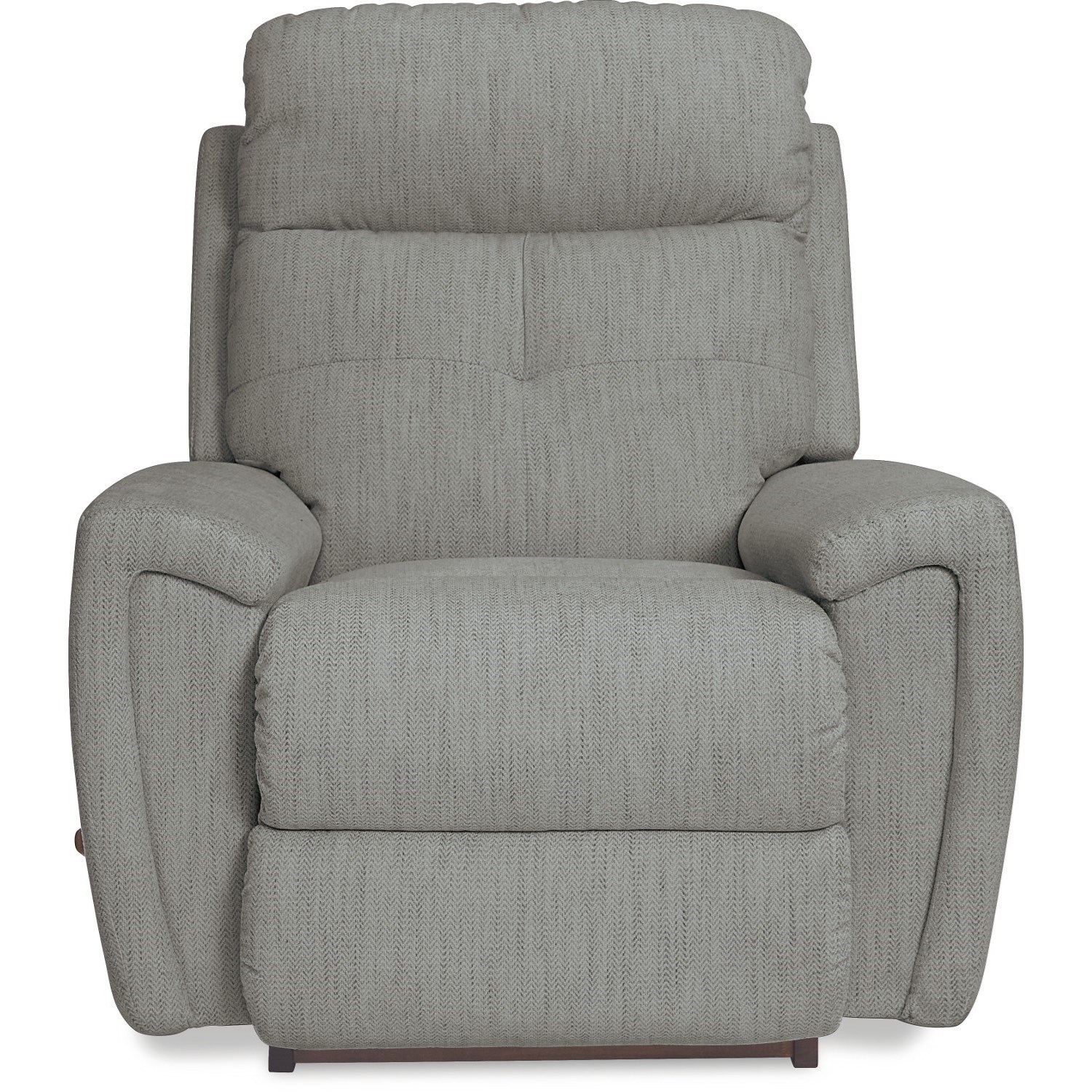 Contemporary PowerReclineXRw Wall Saver Recliner with USB Charging Port