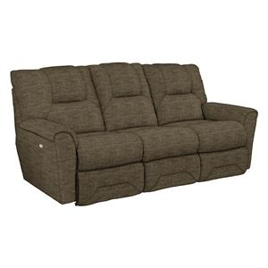 Casual La-Z-Time® Full Reclining Sofa with Power