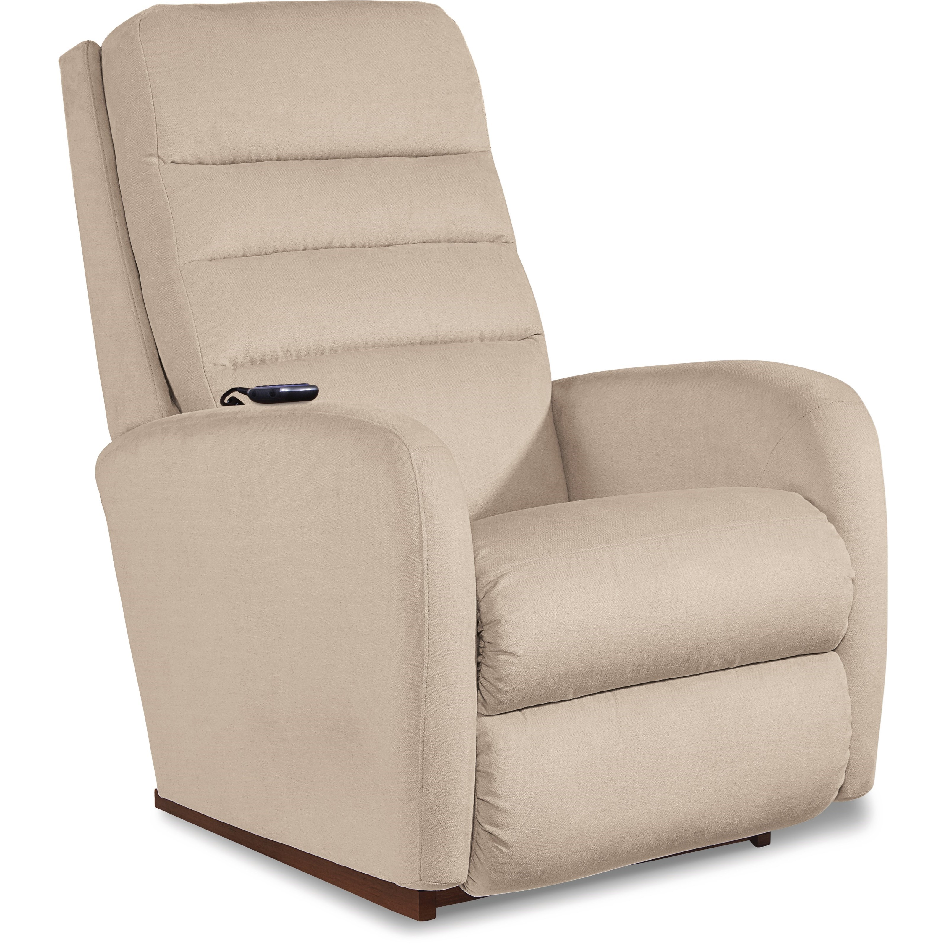 Contemporary Power-Recline-XR+ RockingRecliner with Adjustable Headrest and Lumbar