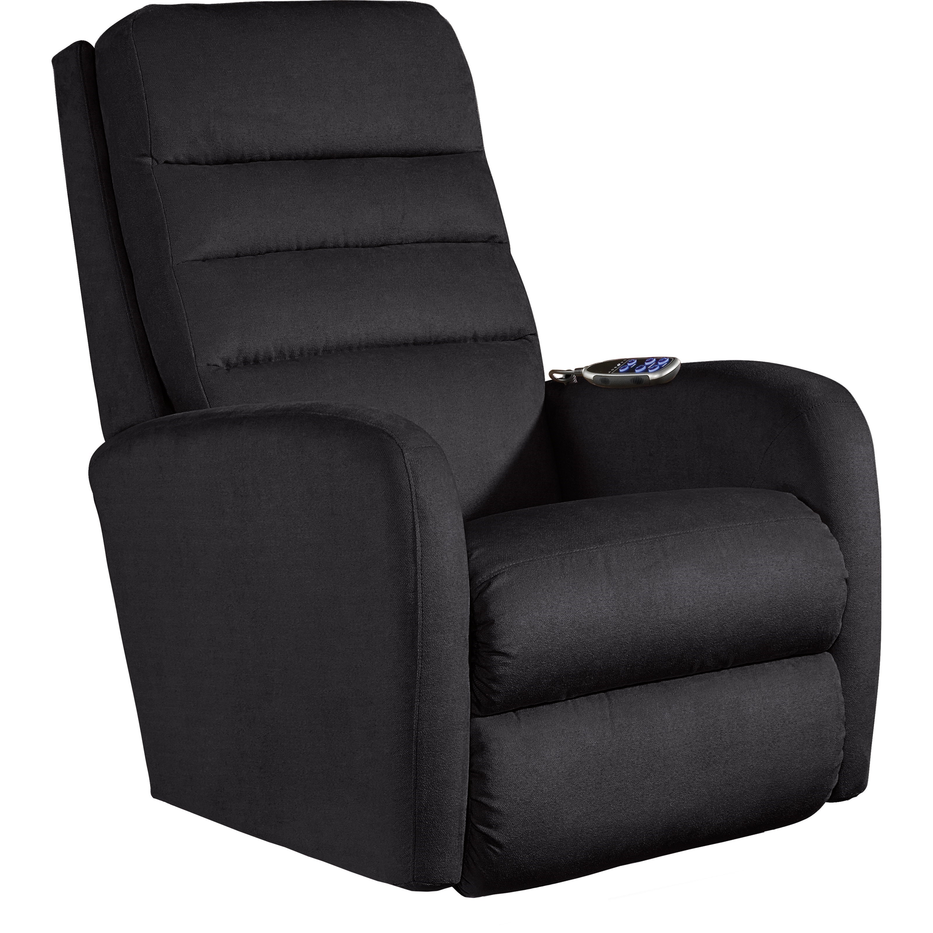 Contemporary Power-Recline-XRw™+ Wall SaverRecliner with Adjustable Headrest and Lumbar