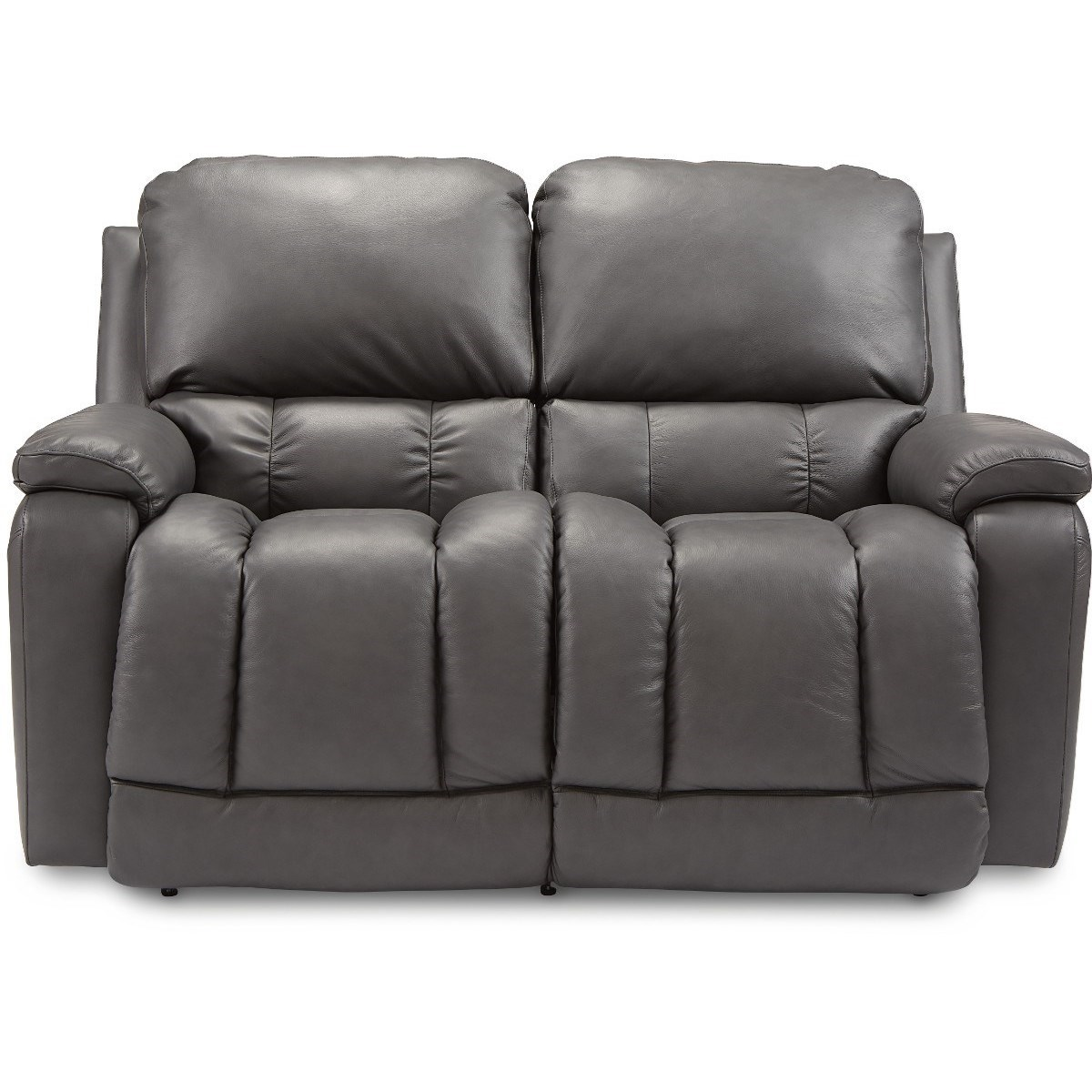 Casual Power La-Z-TimeReclining Loveseat with USB Charging Ports and Power Tilt Headrests