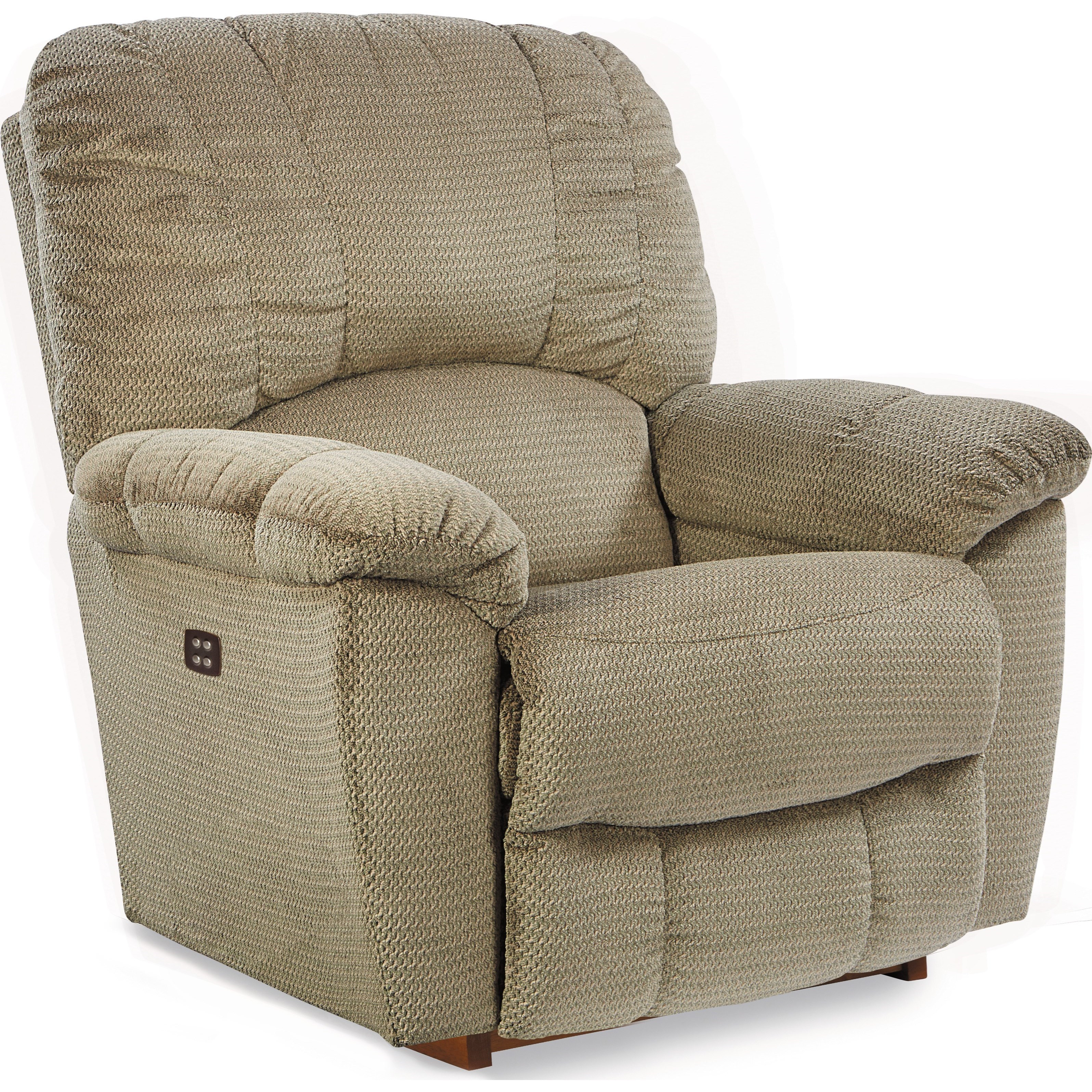Casual Power-Recline-XR RECLINA-ROCKER®with Channel-Stitched Back