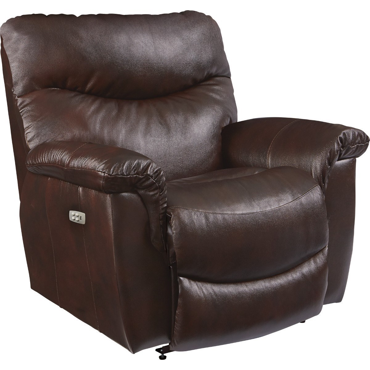 Casual La-Z-Time® Power Recliner with Power Headrest and USB Charging Port