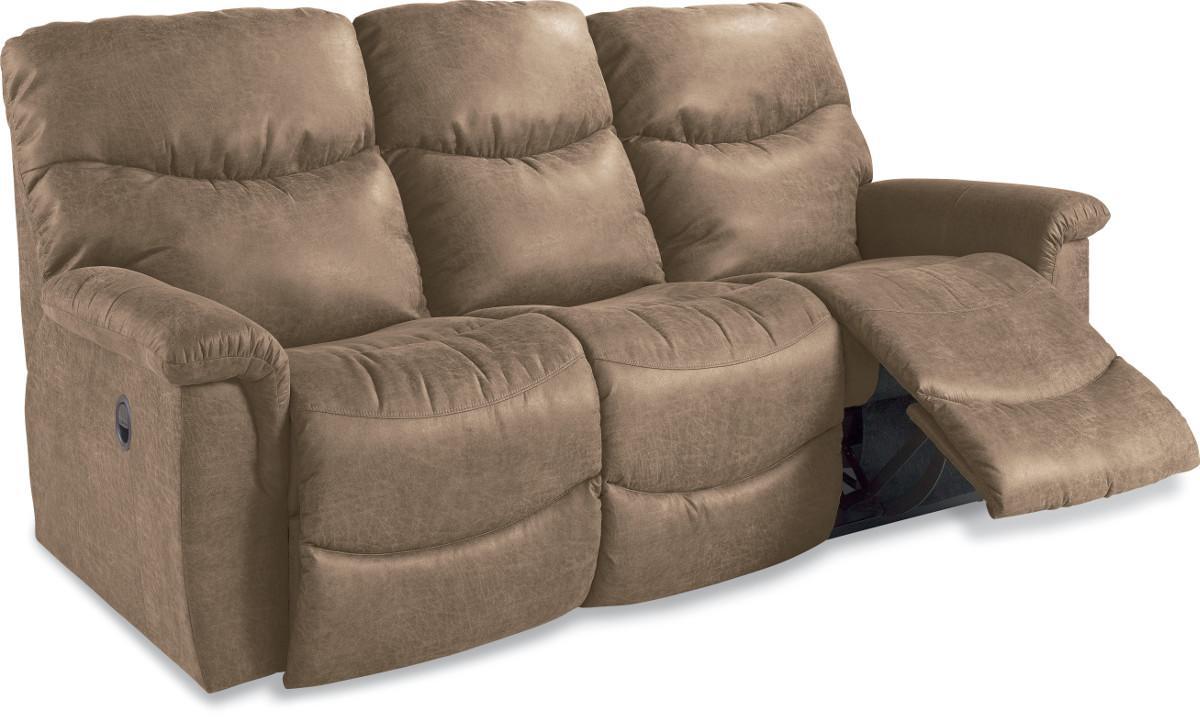 Casual La Z Time Full Reclining Sofa By La Z Boy Wolf