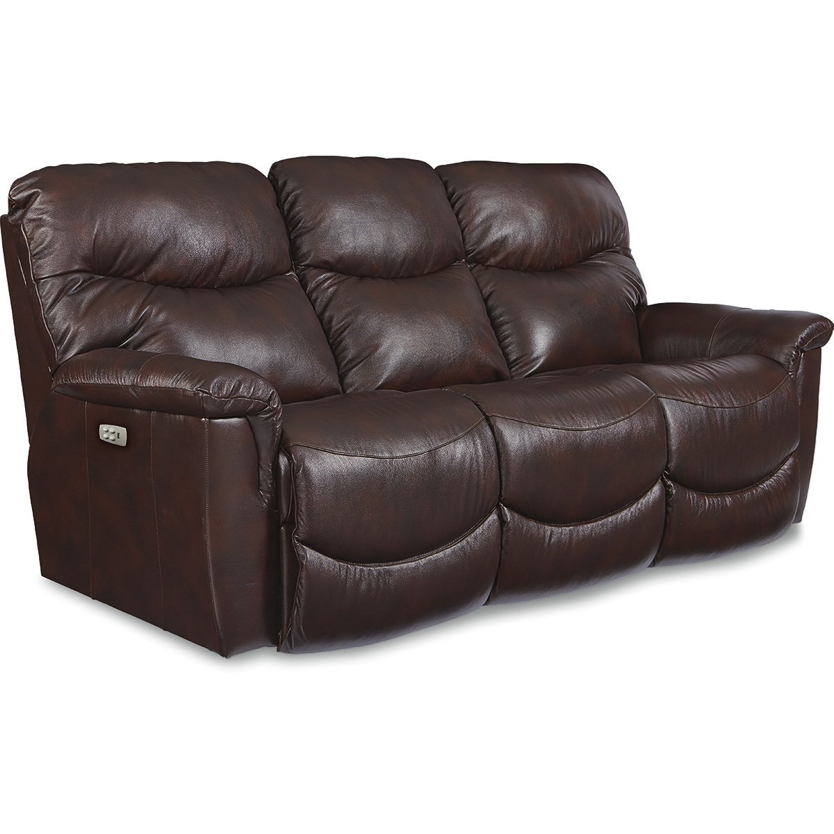 Casual Power La-Z-Time® Full Reclining Sofa with Power Headrest