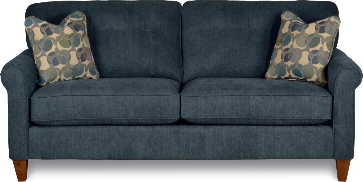 Stationary Button Tufted Sofa