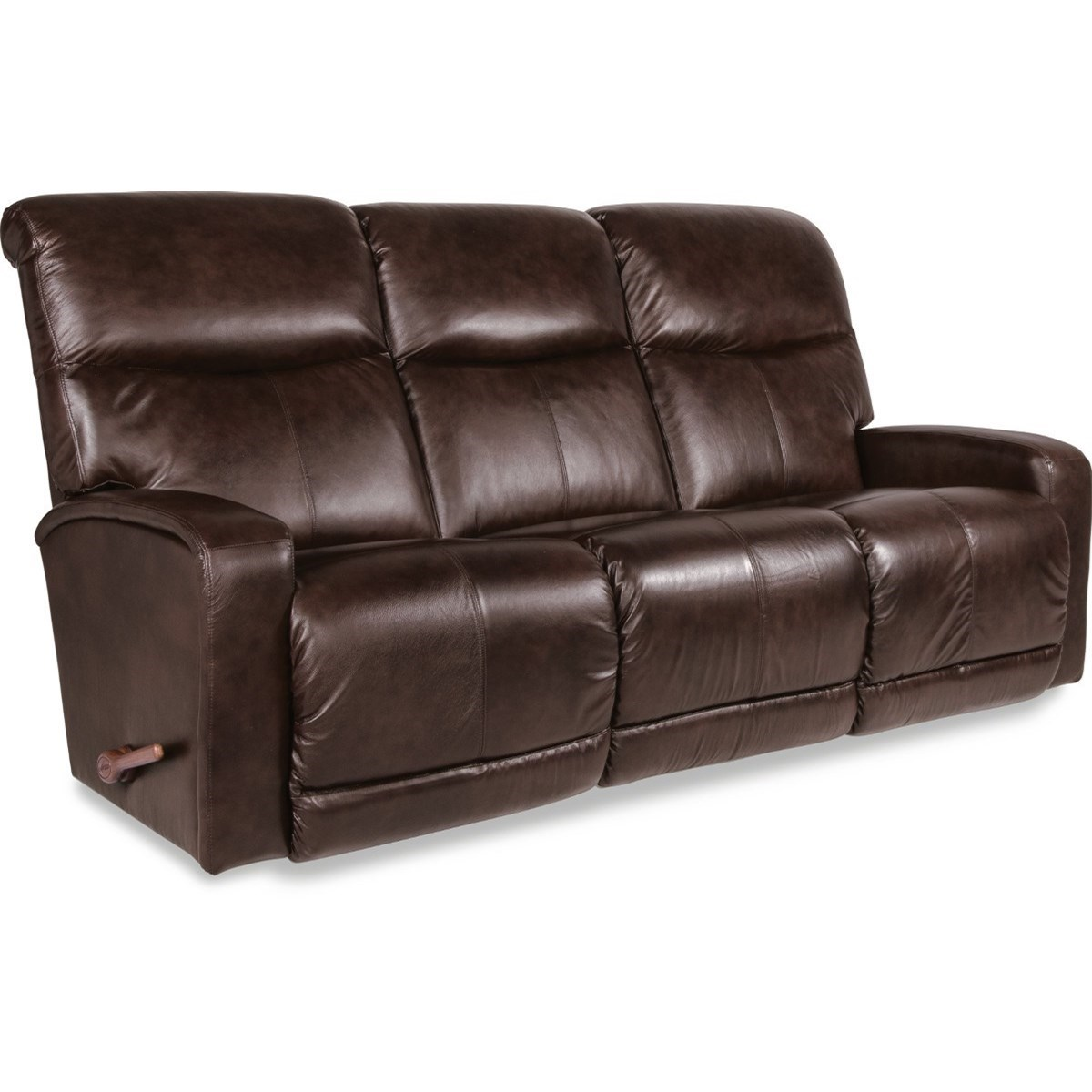 Swell Contemporary Wall Saver Reclining Sofa By La Z Boy Wolf Andrewgaddart Wooden Chair Designs For Living Room Andrewgaddartcom