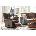 Collage RECLINA-ROCKER Recliner