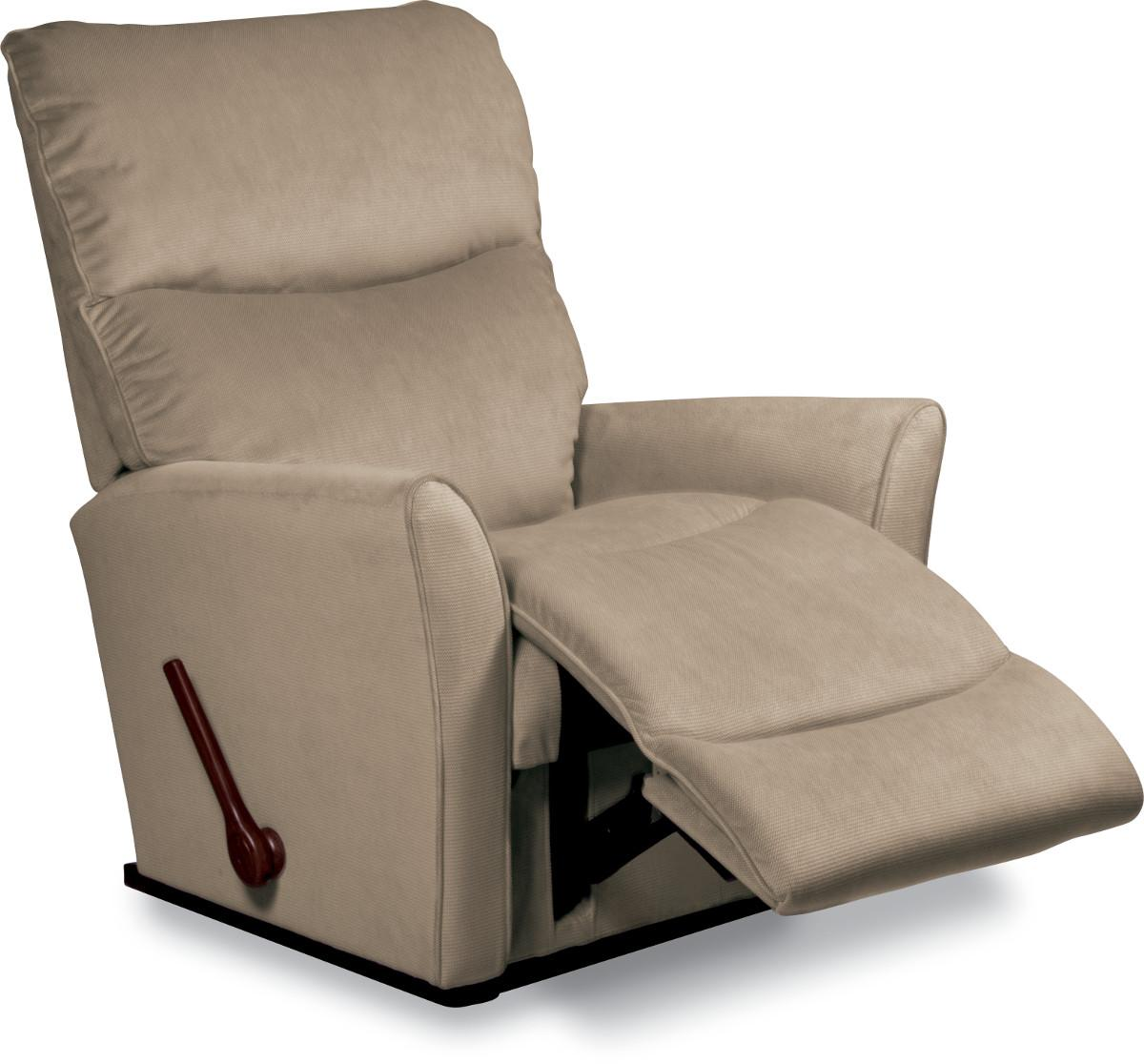 Rowan Small Scale Reclina Rocker 174 Recliner With Flared