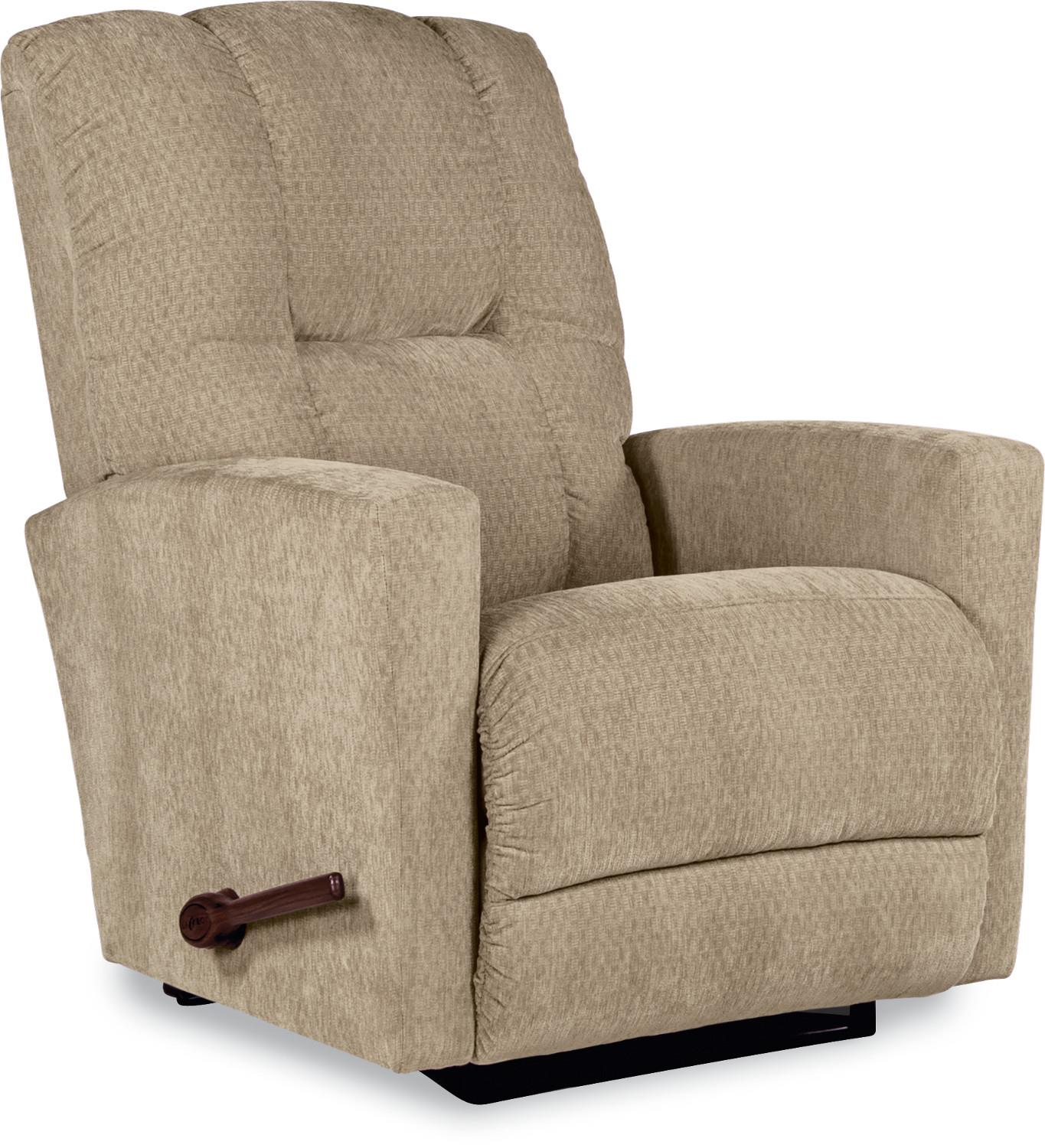 Casey RECLINA-ROCKER® Recliner  sc 1 st  Wolf Furniture & Casey RECLINA-ROCKER® Recliner by La-Z-Boy | Wolf and Gardiner ... islam-shia.org