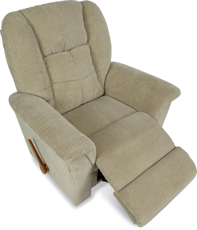 Jasper Reclina Rocker 174 Recliner By La Z Boy Wolf Furniture
