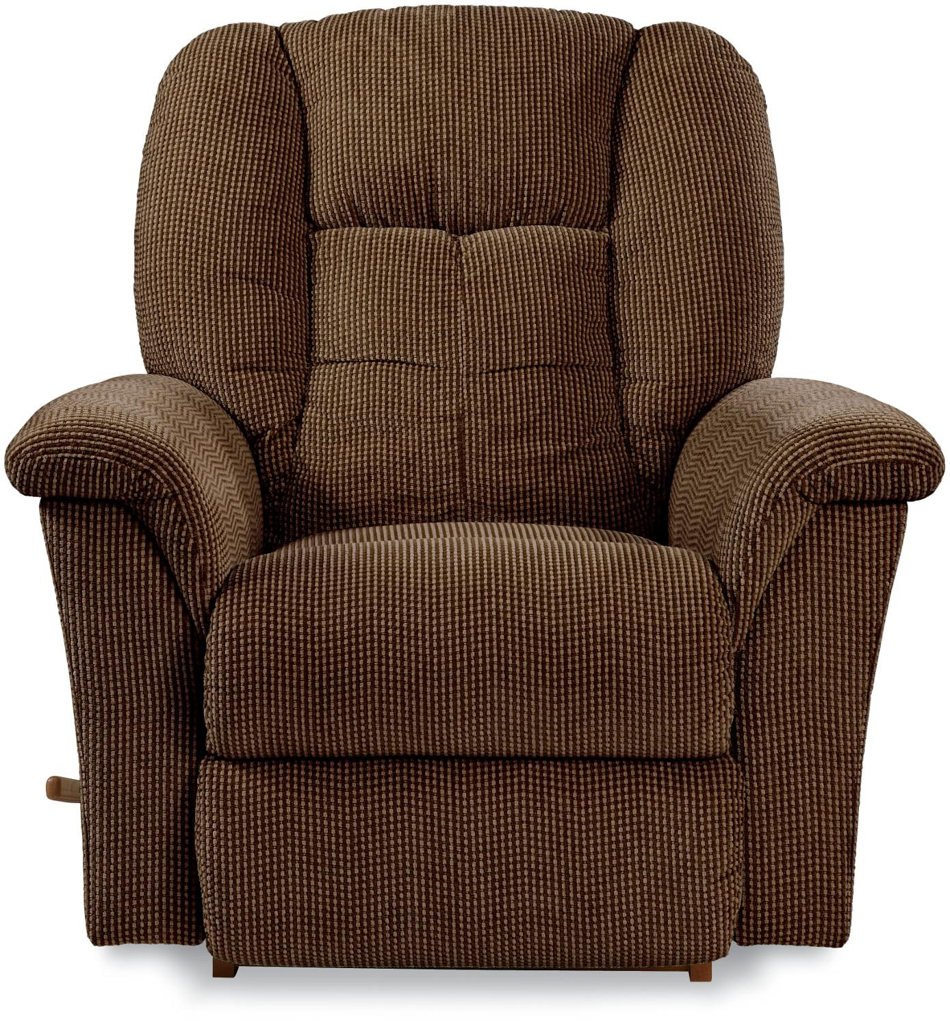 Reclina rocker recliner by la z boy wolf and gardiner for Bulldog pad over chaise rocker recliner