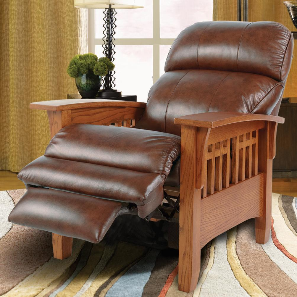 La Z Boy Living Room Set Eldorado High Leg Recliner With Three Position Mechanism By La Z