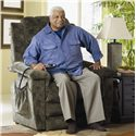 La-Z-Boy Recliners Clayton Luxury-Lift® Power Recliner with Heat - Easily get up with Power Lift