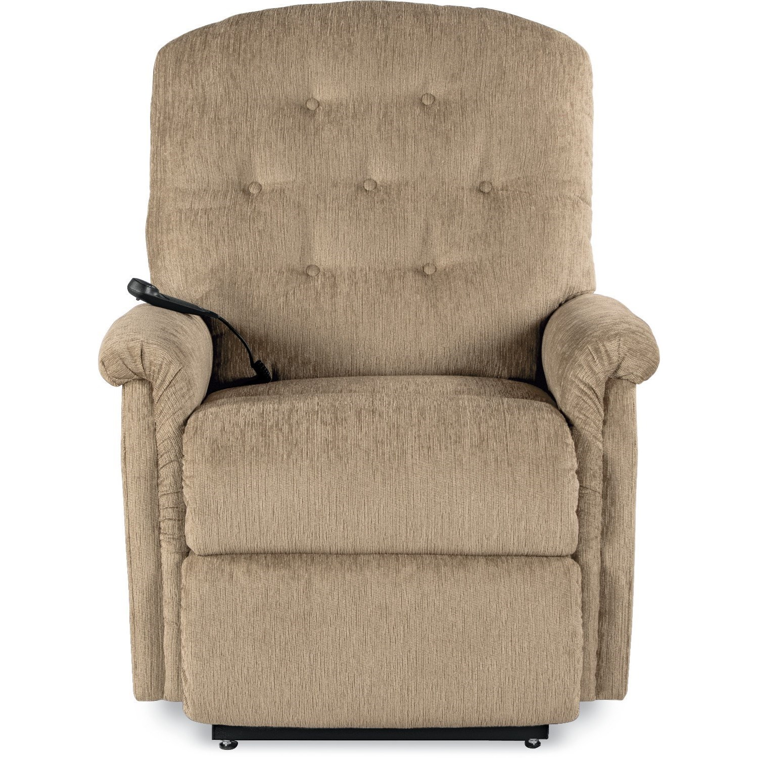 Ally Lift Chair with Recline and Silver Luxury Lift Mechanism